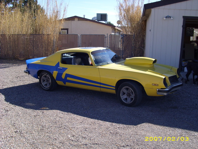 Picture of 1974 Chevrolet Camaro, gallery_worthy