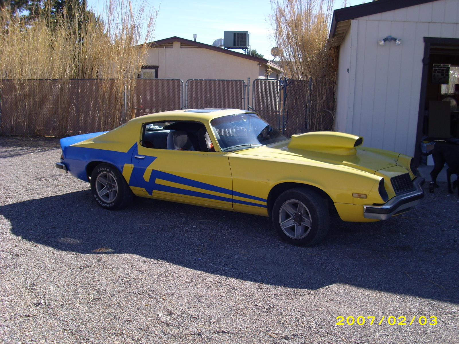 Picture of 1974 Chevrolet Camaro