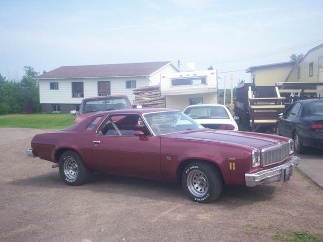 1975 Chevrolet Chevelle