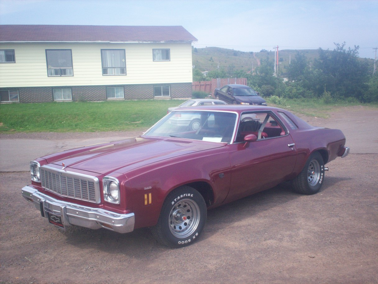 1975 Chevy Nova SS