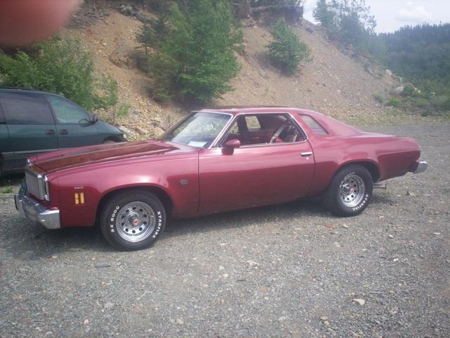 1974 Pontiac Le Mans, 75 chevelle malibu 87000 miles $7500 firm 709-293-1005