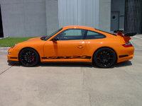 2007 Porsche 911 GT3, A nice side-shot of a GT3 RS
