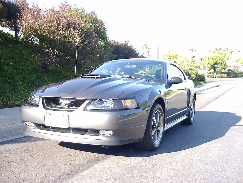 2003 Ford mustang mach 1 horsepower