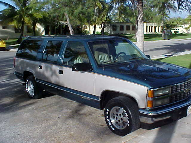 Picture of 1993 Chevrolet Suburban 4 Dr C1500 SUV