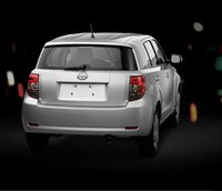 2008 Scion xD, Back view, exterior, manufacturer, gallery_worthy