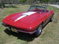 1967 Chevrolet Corvette, 1967 Chevy Corvette, exterior