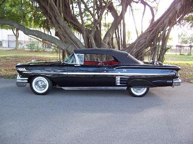 1958 Chevrolet Impala, 1958 Chevy Impala
