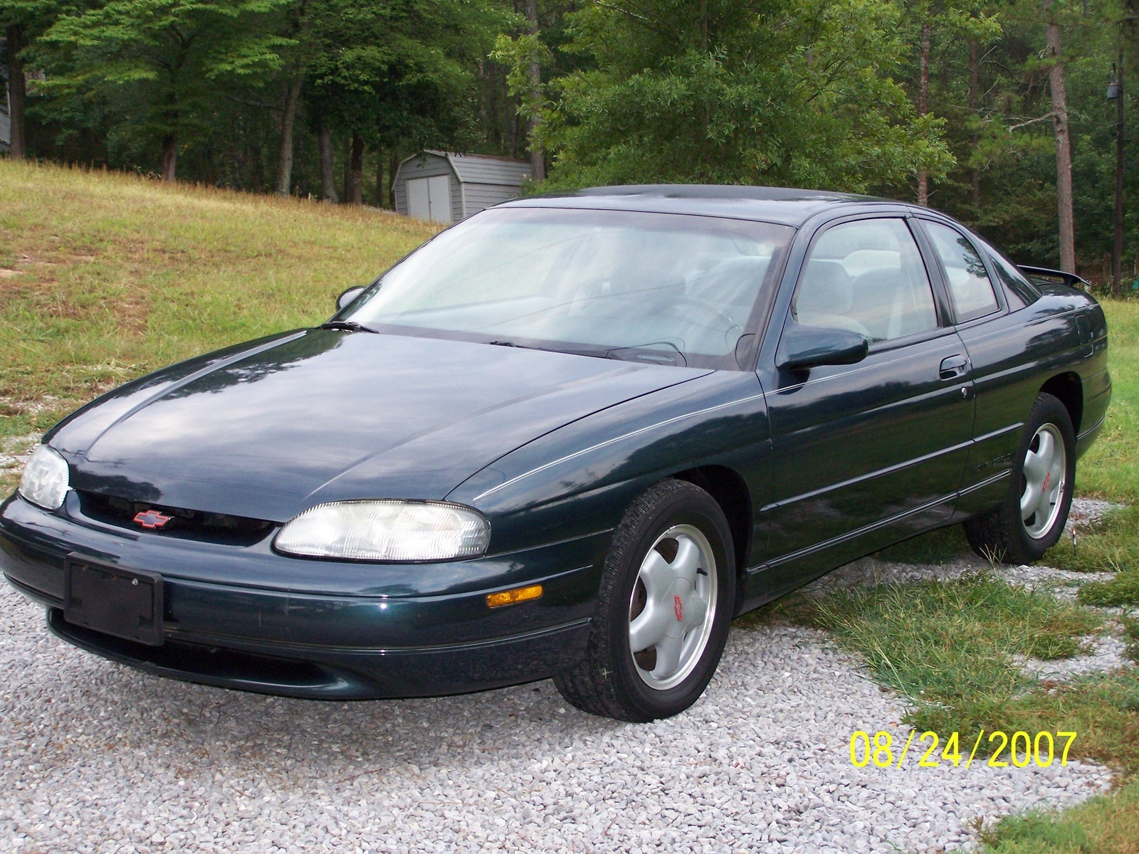 Chevrolet Monte Carlo Dr Z Coupe Pic X