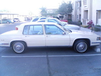 1990 Cadillac Seville Base, Picture of 1990 Cadillac Seville 4 Dr STD Sedan