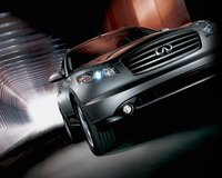 2006 INFINITI FX35, front view, exterior, manufacturer, gallery_worthy