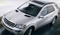 2006 Mercedes-Benz M-Class ML350, 07 Mercedes ML500
