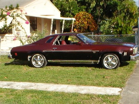 Picture of 1975 Chevrolet Chevelle, exterior, gallery_worthy