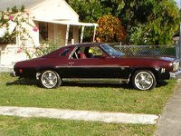 1975 Chevrolet Chevelle Overview