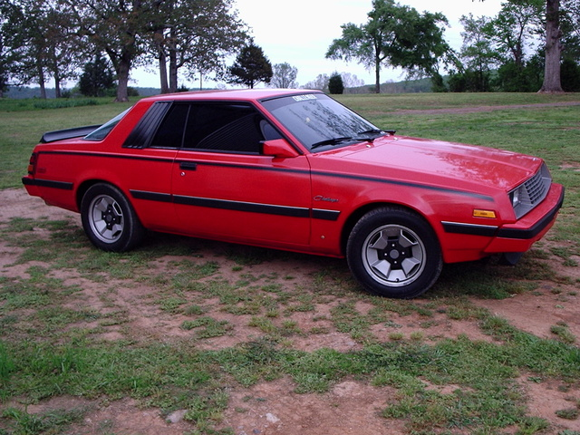 1982 Dodge Challenger, 1982 dodge challenger with a 318