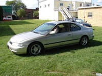 1996 Honda Accord LX Coupe, Picture of 1996 Honda Accord 2 Dr LX Coupe