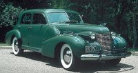 1940 Cadillac Sixty Special Overview
