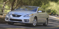 2008 Toyota Camry Solara, Front View, exterior, manufacturer