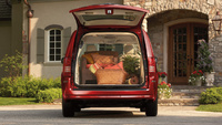 2008 Chrysler Town & Country LX, Cargo, manufacturer, interior