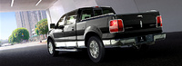 2008 Lincoln Mark LT Base, Rear View, exterior, manufacturer