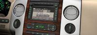 2008 Lincoln Mark LT Base, Stereo System, interior, manufacturer