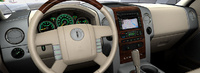 2008 Lincoln Mark LT Base, Steering Wheel View, manufacturer, interior