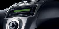2008 Toyota Yaris Base 2dr Hatchback, Stereo System, interior, manufacturer