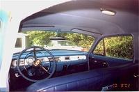 1954 Dodge Coronet, Interior, interior