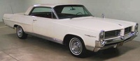 1964 Pontiac Bonneville Overview