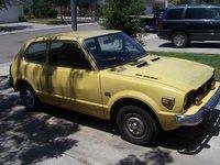 1975 Honda Civic Hatchback, my civic cvcc