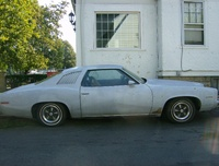 1974 Pontiac Grand Am Overview