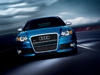2007 Audi RS 4 4.2 Quattro, A frontal image of the RS4 as seen on Audi's site. , exterior, gallery_worthy