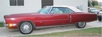 1971 Cadillac Eldorado Overview