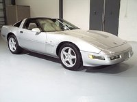 1996 Chevrolet Corvette Picture Gallery