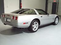 1996 Chevrolet Corvette Coupe, 1996 CE LT4 Coupe