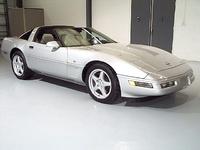 1996 Chevrolet Corvette, 1996 CE LT4 Coupe, exterior
