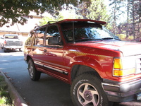 1991 Ford Explorer 4 Dr XL 4WD SUV, my first vehical !!