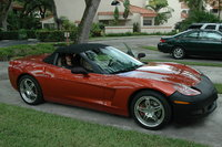 2007 Chevrolet Corvette, Car in Florida
