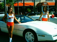 Picture of 1988 Chevrolet Corvette Coupe RWD, gallery_worthy