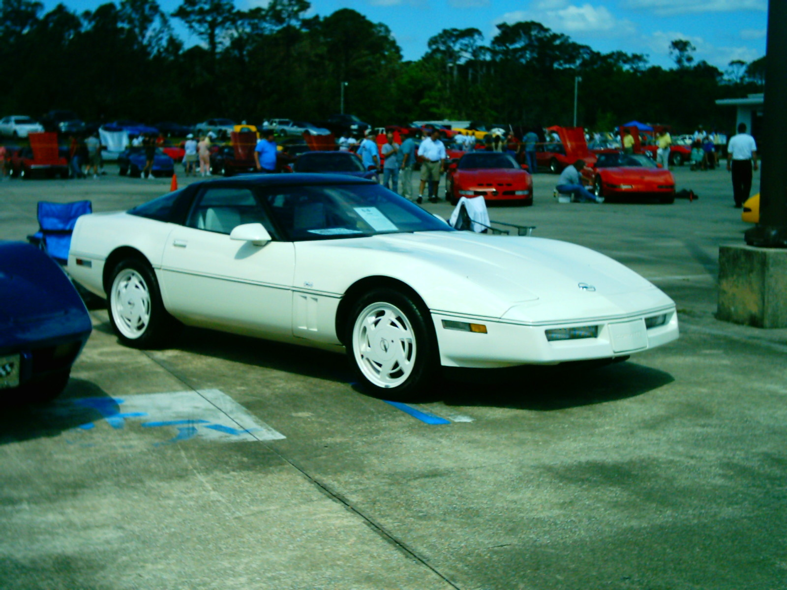 1988 Chevrolet Corvette Overview Cargurus Wiring Diagram