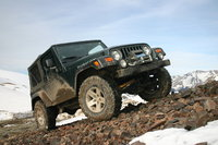 2003 Jeep Wrangler Rubicon, Cinnamon Pass Colorado., gallery_worthy