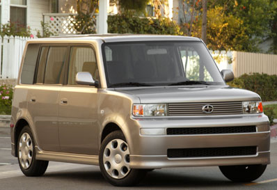 The 04 Scion xB