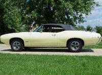 1968 Pontiac GTO, side view
