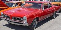 1966 Pontiac GTO, 66 Pontiac GTO, exterior