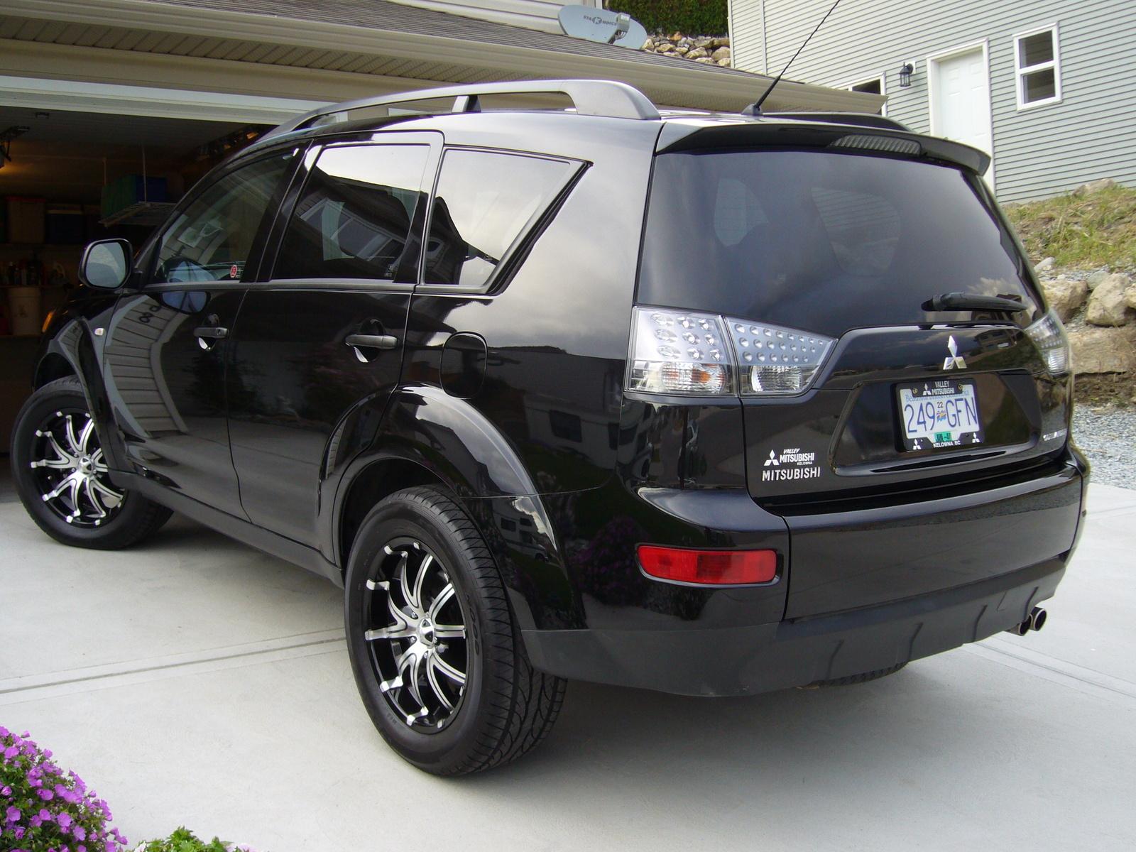 2007 Mitsubishi Outlander Pictures Cargurus