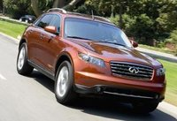2006 INFINITI FX45 Overview