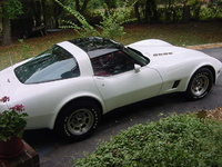 1981 Chevrolet Corvette Base, Picture of 1981 Chevrolet Corvette Coupe, exterior