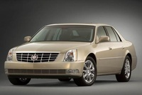 2007 Cadillac DTS, three-quarter front