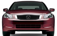 2008 Honda Accord, Head-on view, manufacturer, exterior