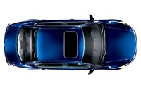 2008 Honda Accord, View from above, exterior, manufacturer