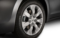 2008 Honda Accord, 17-inch alloy wheels, manufacturer, exterior